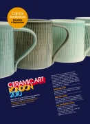 2010 Advert, Ceramic Art London