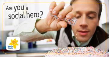 Are you a social hero?, Events challenge