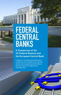 Front cover, Federal Central Banks