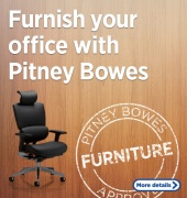Furniture, Pitney Bowes Office Supplies