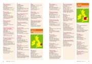 Spread, pp14-15, Gallery Map 2011