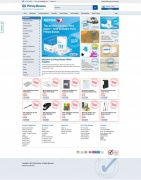 Homepage, Pitney Bowes Office Supplies