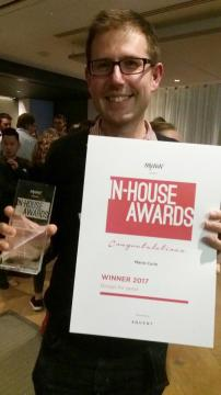 In-House Design Award, Third Party Events