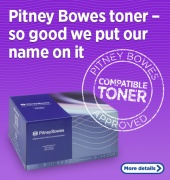 Pitney Bowes Toner, Pitney Bowes Office Supplies